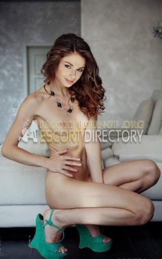 Ginger, 22 years old Bulgarian escort in Paris